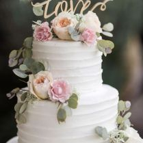 Best 25 Floral Wedding Cakes Ideas On Emasscraft Org