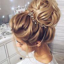 Best 25 High Bun Hairstyles Ideas On Emasscraft Org