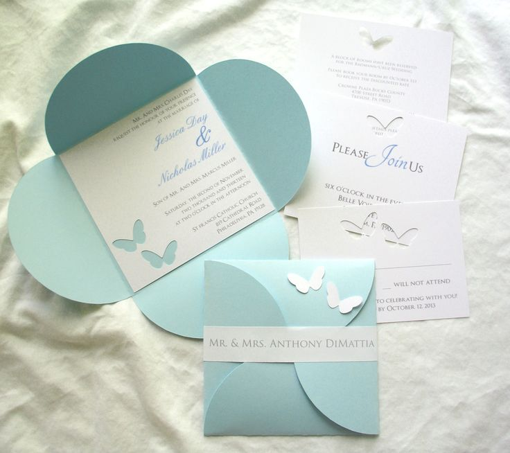 Handmade Wedding Cards Designs