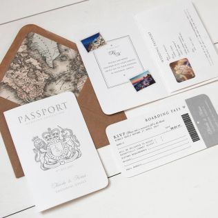 Best 25 Passport Wedding Invitations Ideas On Emasscraft Org