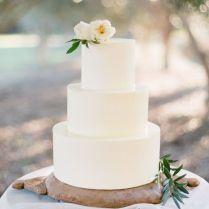 Best 25 Plain Wedding Cakes Ideas On Emasscraft Org
