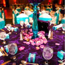 Best 25 Purple Turquoise Weddings Ideas On Emasscraft Org