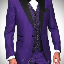 Best 25 Purple Tuxedo Ideas On Emasscraft Org