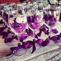 Best 25 Purple Wedding Centerpieces Ideas On Emasscraft Org