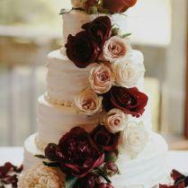 Best 25 Rose Wedding Cakes Ideas On Emasscraft Org