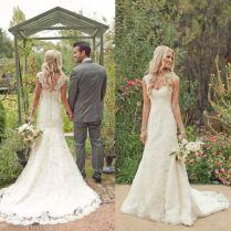 Best 25 Rustic Wedding Gowns Ideas On Emasscraft Org