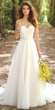 Best 25 Simple Wedding Gowns Ideas On Emasscraft Org