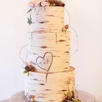 Best 25 Wood Cake Ideas On Emasscraft Org