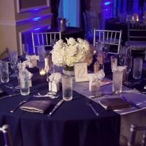 Best Navy Blue Wedding Centerpieces Gallery
