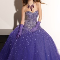 Best Purple Wedding Gown Images