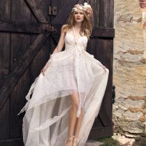 Boho Chic Wedding Dress