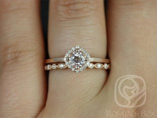 Boho Wedding Ring Ideas