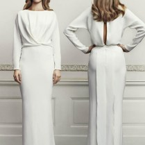 Bridal Trends 2014 Wedding Dress Silhouettes — The Blouson Gown