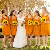 Bridesmaid Dress Colors For Fall Wedding