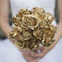 Brilliant Golden Wedding Flowers Ideas 1000 Ideas About Gold