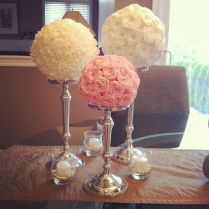 Cheap And Easy Centerpieces For Weddings Tags Cheap And Easy