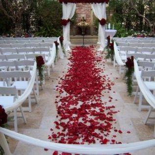 Cool Wedding Ceremony Decorations Ideas 13