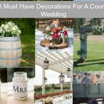Country Wedding Decorations Ideas Gallery Of Art Pic On Fdb