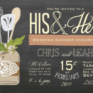 Couples Wedding Shower Invitations Couples Wedding Shower Couples