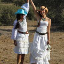 Cowgirl Wedding Dress