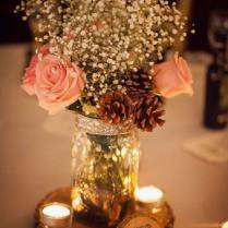 Cozy Design Rustic Wedding Centerpieces Best 25 Vintage Weddings