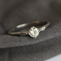 Dainty Wedding Rings What Do You Think Of Simple Dainty Tiny