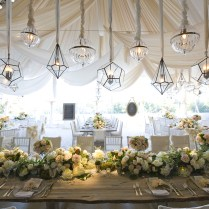 Delicate Hanging Lanterns Décor For Indoor Or Outdoor Wedding