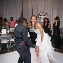 Diamonds And Pearls Wedding
