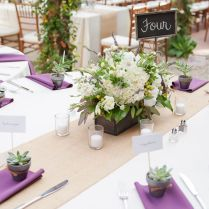 Download Lavender And Burlap Wedding