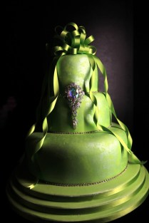 Emerald Green Icing