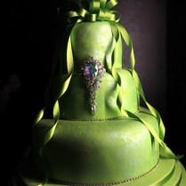 Emerald Green Icing