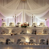 Eventsstyle 63143 Head Table Decor For A Wedding Reception With