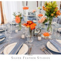 Excellent Coral And Silver Wedding Decorations 30 In Wedding
