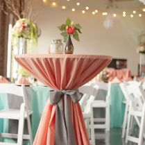 Exciting Coral And Black Wedding Decorations 90 With Additional