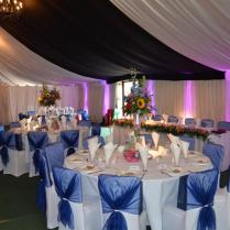 Exciting Midnight Blue Wedding Decorations 78 For Wedding Table
