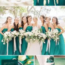 Fabulous July Wedding Colors 1000 Ideas About Wedding Colors Teal