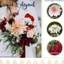 Fall Flowers For Wedding Bouquets 33 Impressive Fall Wedding