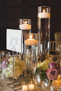 Floating Candle Decorations For Weddings 9683