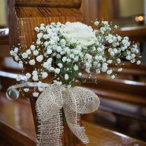 Flower Arrangements For Church Weddings Best 25 Church Wedding