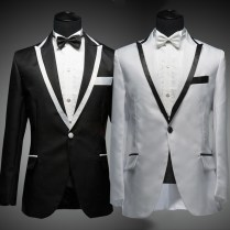 Free Shipping Men Wedding Dress Suit And Pants Fashion Costume