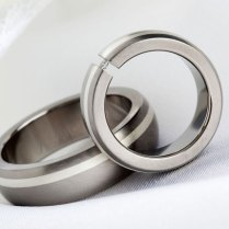 Gay Mens Wedding Rings Wedding Rings For Men More Bling Fewer
