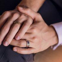 Gay Wedding Ring Finger