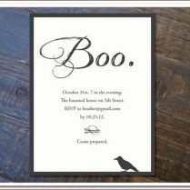 Halloween Wedding Invitation – Orderecigsjuice Info