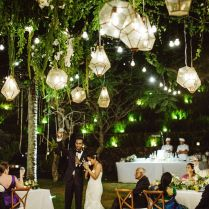 Hanging Lanterns For Wedding