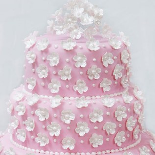 Iced Flowers For Wedding Cakes How To Make Icing Flowers For A