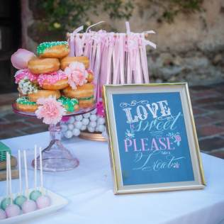 Kara's Party Ideas Shabby Chic Book Themed Bridal Shower Via