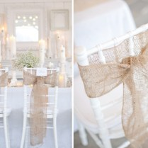 Lace Wedding Decor