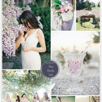 Lavender Wedding Color Palette Best 25 Lavender Wedding Colors