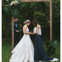 Lesbian Wedding Dress Ideas Best 25 Lesbian Wedding Ideas On