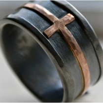 Manly Wedding Bands Awesome Manly Wedding Rings